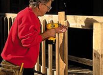 Installing railing